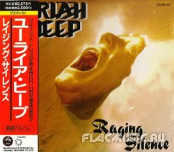Uriah Heep - Raging Silence [Japan] (1989)