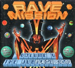 VA - Rave Mission Volume V - The Jubilee Box [3CD] (1995)