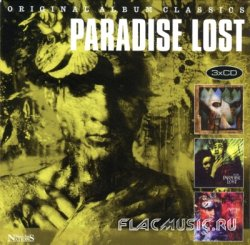 Paradise Lost - Original Album Classics [3CD] (2012)