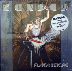 Kansas - Power (1986) [Vinyl Rip 24bit/96kHz]