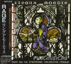 Rage and The Symphonic Orchestra Prague - Lingua Mortis [Japan] (1996)