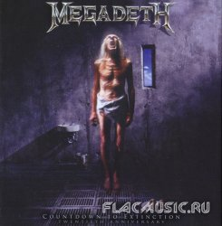 Megadeth - Countdown To Extinction - 20th Anniversary Edition [2CD] (2012)