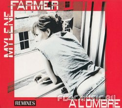 Mylene Farmer - A L'Ombre - Remixes (Red) [CDM] (2012)