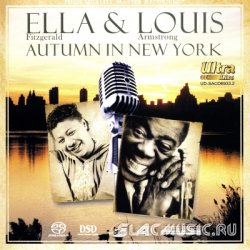 Ella Fitzgerald & Louis Armstrong - Autumn In New York (2008)
