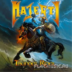Majesty - Thunder Rider (Special Edition) (2013)
