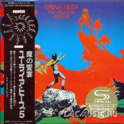 Uriah Heep - The Magician's Birthday (1972) [Japan SHM-CD 2011]
