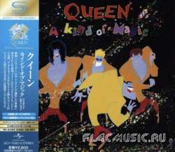 Queen - A Kind Of Magic [2CD] [Japan] (1986) [SHM-CD, Edition 2011]