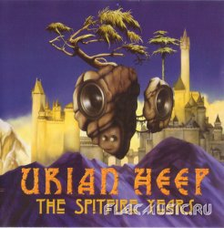 Uriah Heep - The Definitive Spitfire [The Definitive Spitfire Collection] (2011)