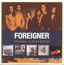Foreigner - Original Album Series [5CD] (2009)