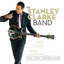 Stanley Clarke - The Stanley Clarke Band featuring Hiromi (2010)