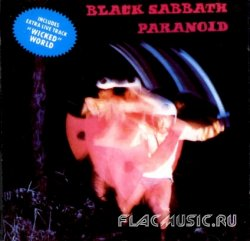 Black Sabbath - Paranoid [Japan] (1970) [Edition 1986]
