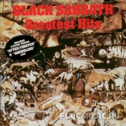 Black Sabbath - Greatest Hits [Japan] (1977) [Edition 1986]
