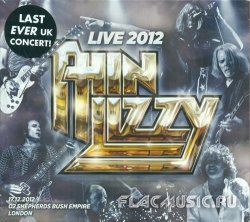 Thin Lizzy - Live 2012 [2CD] (2013)
