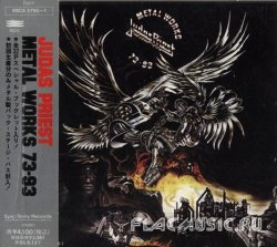 Judas Priest - Metal Works 73-93 [2CD] (1993) [Japan]