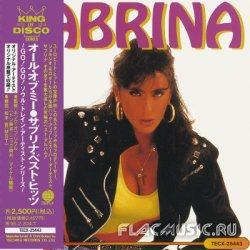 Sabrina - All Of Me - Sabrina Best Hits (1995) [Japan]