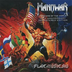 Manowar - Warriors of the World [10th Anniversary Remastered Edition] (2013)