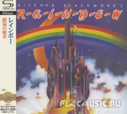 Rainbow - Ritchie Blackmore's Rainbow (1975) [Japan Edition 2012, SHM-CD]