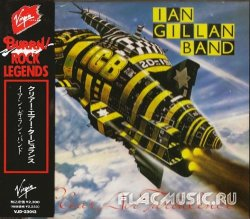 Ian Gillan Band - Clear Air Turbulance (1989) [Japan]