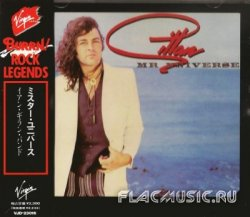 Ian Gillan Band - Mr. Universe (1989) [Japan]