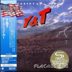 Y&T (Yesterday and Today) - Earthshaker [SHM-CD] (2011)