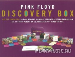 Pink Floyd - Discovery: Studio Albums [16CD Box-Set] (2011)