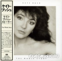 Kate Bush - The Whole Story (2005) [Japan]