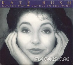 Kate Bush - Rocket Man - Candle In The Wind (1991) [Single]