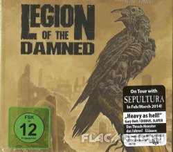 Legion Of The Damned - Ravenous Plague (2014)