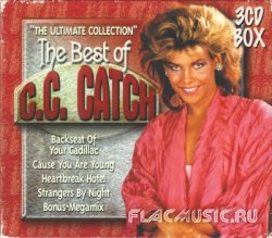 "C.C. Catch - The Best Of ""The Ultimate Collection"" [3CD] (2000)"