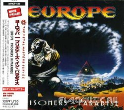 Europe - Prisoners In Paradise (1991) [Japan Remastered 2004]