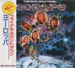 Europe - The Final Countdown (1986) [Japan]