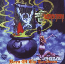 Cauldron Born - Born Of The Cauldron (1997)