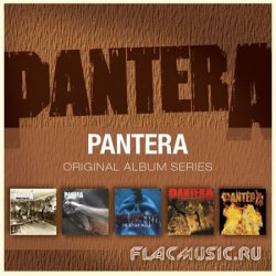 Pantera - Original Album Series [5CD] (2011)