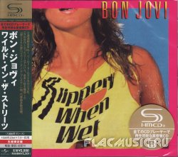 Bon Jovi - Slippery When Wet [SHM-CD] (2008) [Japan]