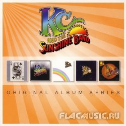 KC And The Sunshine Band - Original Album Series [5CD] (2014)