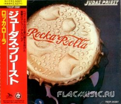 Judas Priest - Rocka Rolla (1974) [Japan]