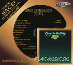 Yes - Close To The Edge (1972) [Audio Fidelity 24KT+ Gold, 2012]