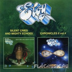 Eloy - Silent Cries And Mighty Echoes & Chronicles II Vol.4 (2000)