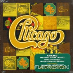 Chicago - Studio Albums 1969-1978 [10CD] (2012)