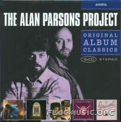 The Alan Parsons Project - Original Albums Classics [5CD] (2010)