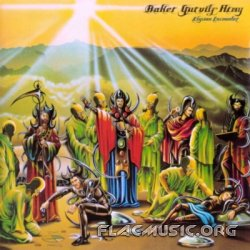 Baker Gurvitz Army - Elysian Encounter (1975) [Reissue, 1993]