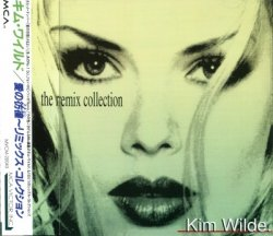 Kim Wilde - The Remix Collection (1993) [Japan]