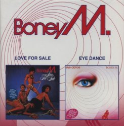 Boney M - Love For Sale + Eye Dance (2000)