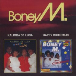 Boney M - Kalimba De Luna + Happy Christmas (2000)