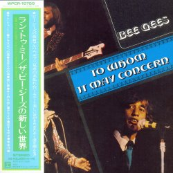 Bee Gees - To Whom It May Concern (2014) [Japan]