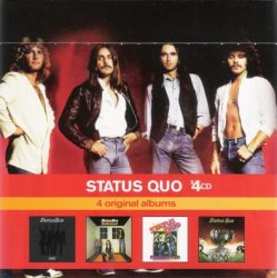 Status Quo - 4 Original Albums [4CD] (2010)