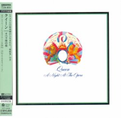 Queen - A Night At The Opera [SHM-CD] (2013) [Japan]