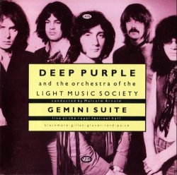 Deep Purple & The Orchestra Of The Light Music Society cond. Malcolm Arnold - Gemini Suite (2006)