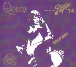 Queen - Live At The Rainbow '74 [2CD] (2014)