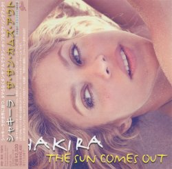 Shakira - The Sun Comes Out (2010) [Japan]